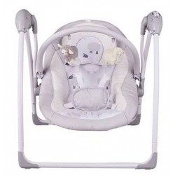 Детское кресло-качалка Cuggl Music & Sounds Baby Swing