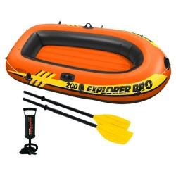 Надувная лодка Explorer pro