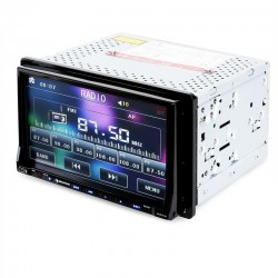 Автомагнитола DVD-плеер Auna DVA72BT 18см дисплей