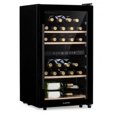 Холодильник винный шкаф Klarstein Barossa 34D