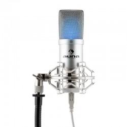 Микрофон Auna MIC-900S-LED Kondensator Mikrofon