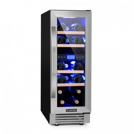 Холодильник винный шкаф Klarstein Vinovilla Duo17