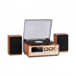Стереопроигрыватель Auna Oxford Retro-Stereoanlage
