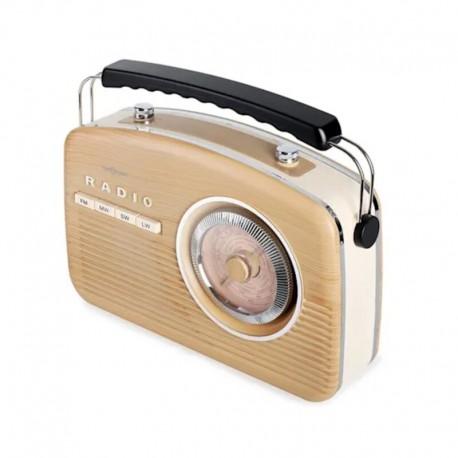 Радио в ретро стиле oneConcept NR-12 Retro-Radio