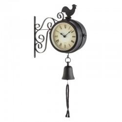 Садовые часы с термометром blumfeldt Early Bird