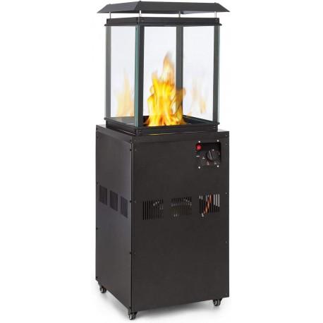 Газовый обогреватель Blumfeldt Patio gas firepit