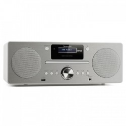 Проигрыватель Auna Harvard CD DAB+/FM Bluetooth