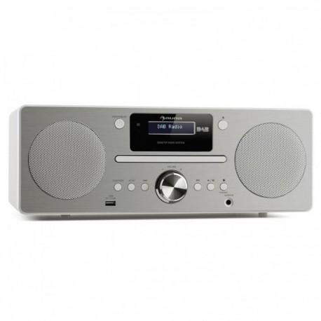 Проигрыватель Auna Harvard CD DAB+/FM Bluetooth