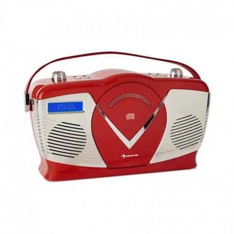 Проигрыватель Auna RCD-70 FM USB CD DAB Bluetooth