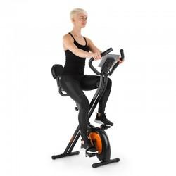Велотренажер складной Capital Sports Azura Air X-Bike Heimtrainer