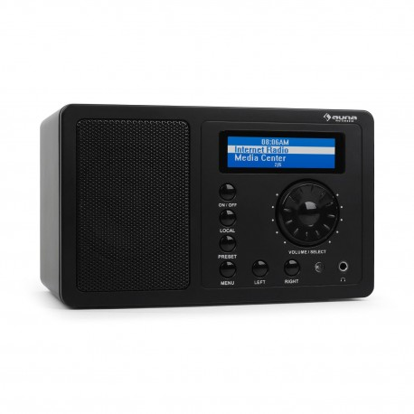Интернет-радио Auna IR-130