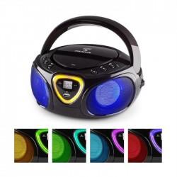 Проигрыватель Roadie Boombox CD, USB, Bluetooth, FM, AUX