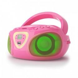 Проигрыватель Roadie Boombox CD USB Bluetooth
