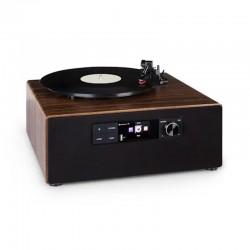 Стереопроигрыватель Auna Connect Vinyl Cube
