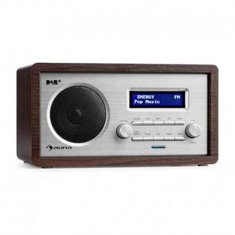 Цифровое радио auna Harmonica DAB-Radio