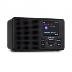 Цифровое радио auna Commuter DAB+/FM Digitalradio